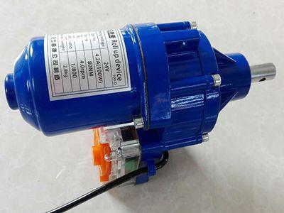 电动卷膜器特点