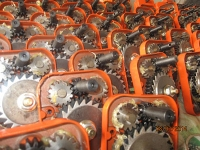 卷膜器配件齿轮